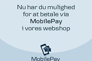 MobilePay hos Nyttigbras.dk