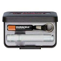 Maglite LED Lommelygte Solitaire Silver