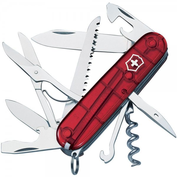 Huntsman Schweizerkniv m/15 funktioner fra Victorinox