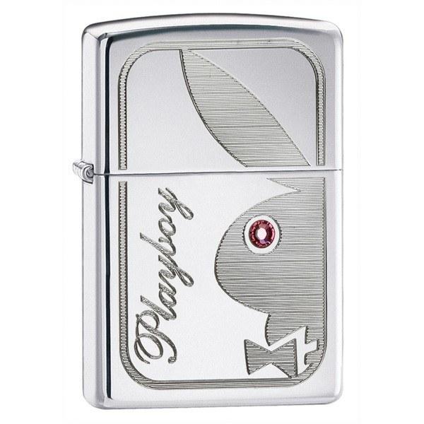 Zippo Playboy Benzin Lighter