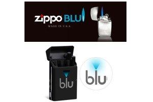 Salget af Zippo BLU/BLU2 gas lightere stopper