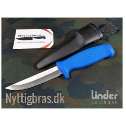 Mora Of Sweden Outdoor Moradolk 711, Carbon