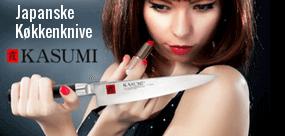 Japanske Køkkenknive fra Kasumi
