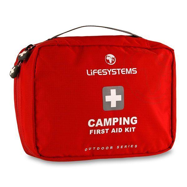 Lifesystems Førstehjælpstaske Model Camping (First Aid Kit) - Outdoor Førstehjælpstaske Camping
