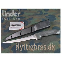 Mora Outdoor Dolk Basic 511, Carbon stål
