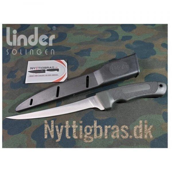 Linder Fish Cutter, Fileteringskniv