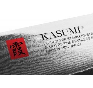 Kasumi Japansk Urtekniv med 32 lag rustfrit Damaskus stål