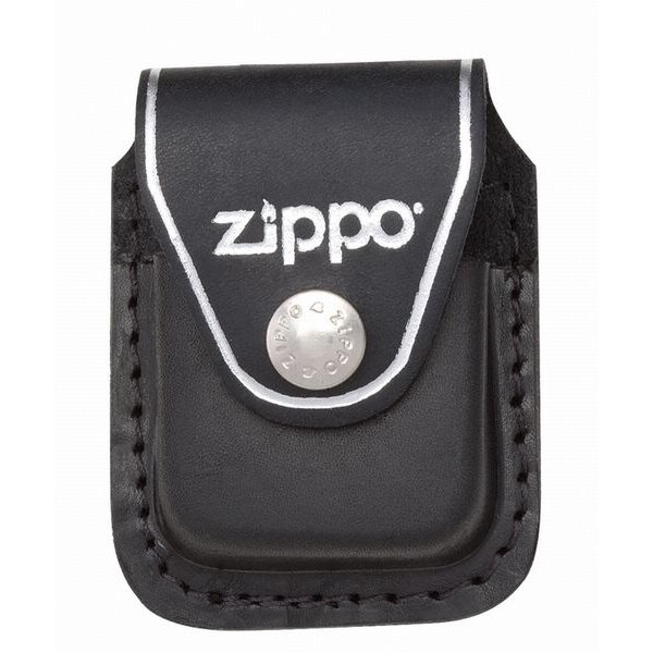 Zippo Lighter  Pung (Zippo Pouch Sort Farve)