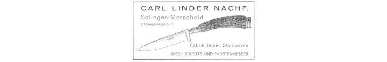 Linder Knive