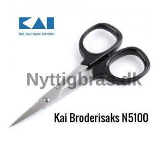 Broderisaks 10 cm N5100 fra Kai