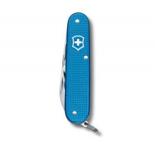 Schweizerkniv Cadet Alox Aqua Blue Ltd. 2020
