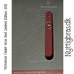 Evolution 'White Christmas' Limited Edition 2016 Foldekniv fra Victorinox