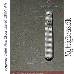 Mini Schweizerkniv Classic SD Alox Silver fra Victorinox