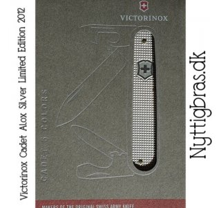 Cadet 5 Colors Serie Ltd. Ed. 2012 fra Victorinox