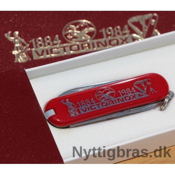 Semi-Antik Schweizerkniv 'Classic' 1994 (100 Year Anniversary) fra Victorinox
