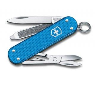 Schweizerkniv Classic Alox Aqua Blue Ltd. 2020