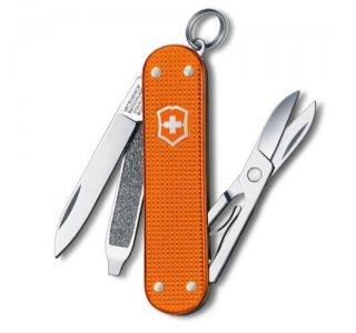 Scweizerkniv Classic Alox Tiger Orange Ltd. 2021