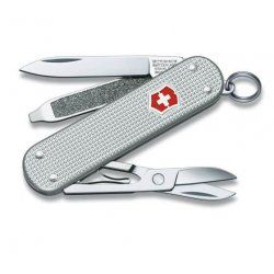 Classic SD Black Ice Ltd. Ed. 2013 Mini Schweizerkniv fra Victorinox