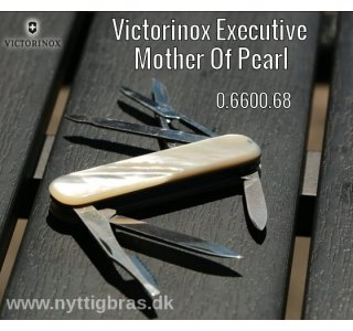 Lommekniv Executive 74mm Perlemor fra Victorinox
