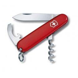 Spartan Lommekniv i gennemsigtig rød farve fra Victorinox