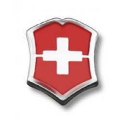 Victorinox Pin Med Emblem, Red
