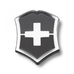 Nøglevedhæng til schweizerknive i sort farve fra Victorinox