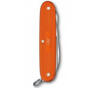 Lommekniv Pioneer X Alox Tiger Orange Ltd. 2021