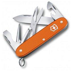 Billede af Victorinox Lommekniven Alox Harvester helt udfoldet