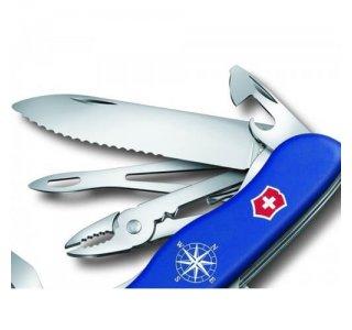 Victorinox Skipper 111mm Schweizerkniv, blå