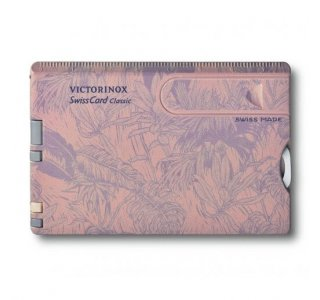 SwissCard Classic Spring Spirit fra Victorinox