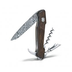 Foldekniv Hunter Pro Alox Damast Ltd. 2020