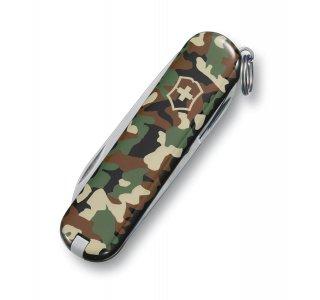 Foldekniv Classic SD Camouflage fra Victorinox